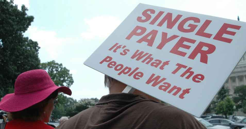 Healthcare – Single Payer is Gaining Traction