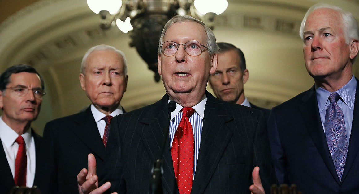 Republicans Effortlessly Blame Democrats for the Government Shutdown
