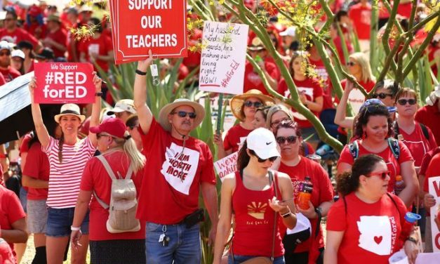 Arizona Teachers Strike – Dead Red and Dead Wrong