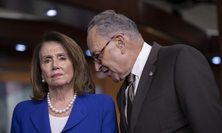 Rep. Pelosi and Sen. Schumer – Squanders of Political Advantage